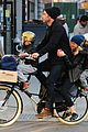 naomi watts liev screiber boys all ride on same bike 01