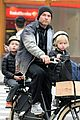 naomi watts liev screiber boys all ride on same bike 11
