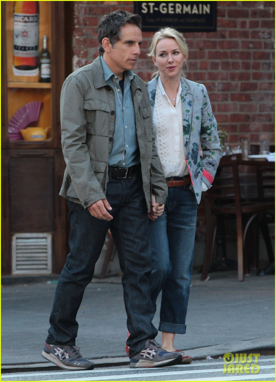 naomi watts ben stiller lovers on while we're young set 10