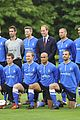 prince william plays soccer on buckingham palace grounds 03