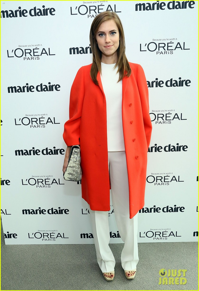 allison williams marie claire power women lunch 122983039