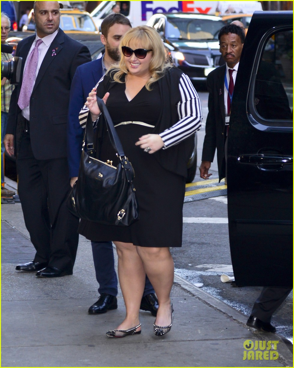 rebel wilson catches big fish other broadway shows 112964951