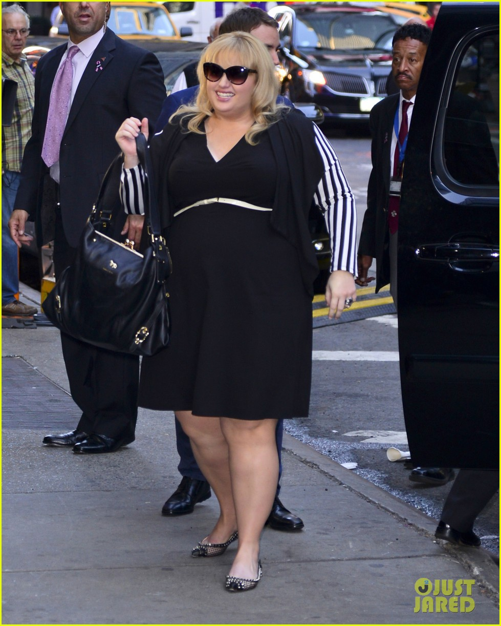 rebel wilson catches big fish other broadway shows 13