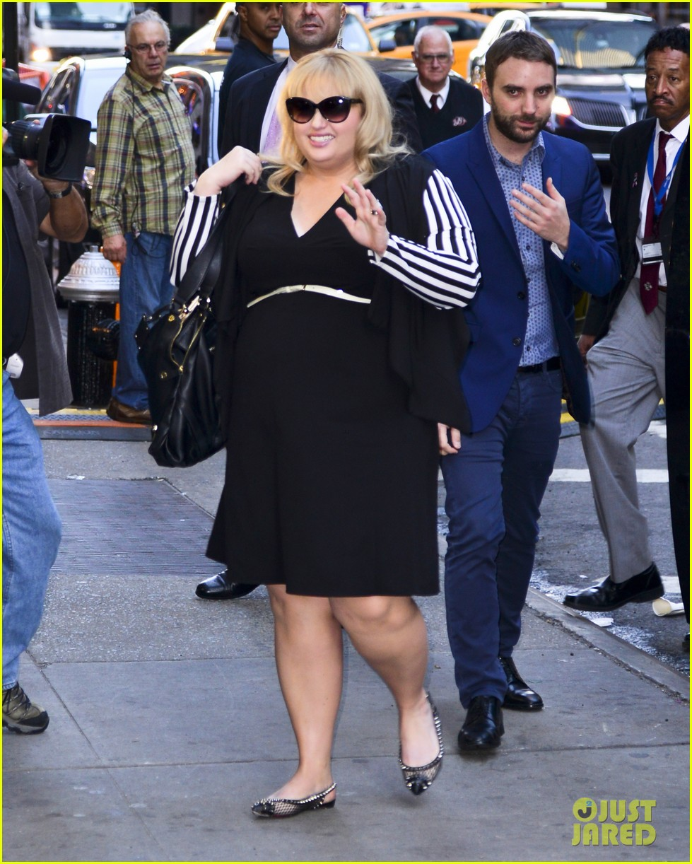 rebel wilson catches big fish other broadway shows 14