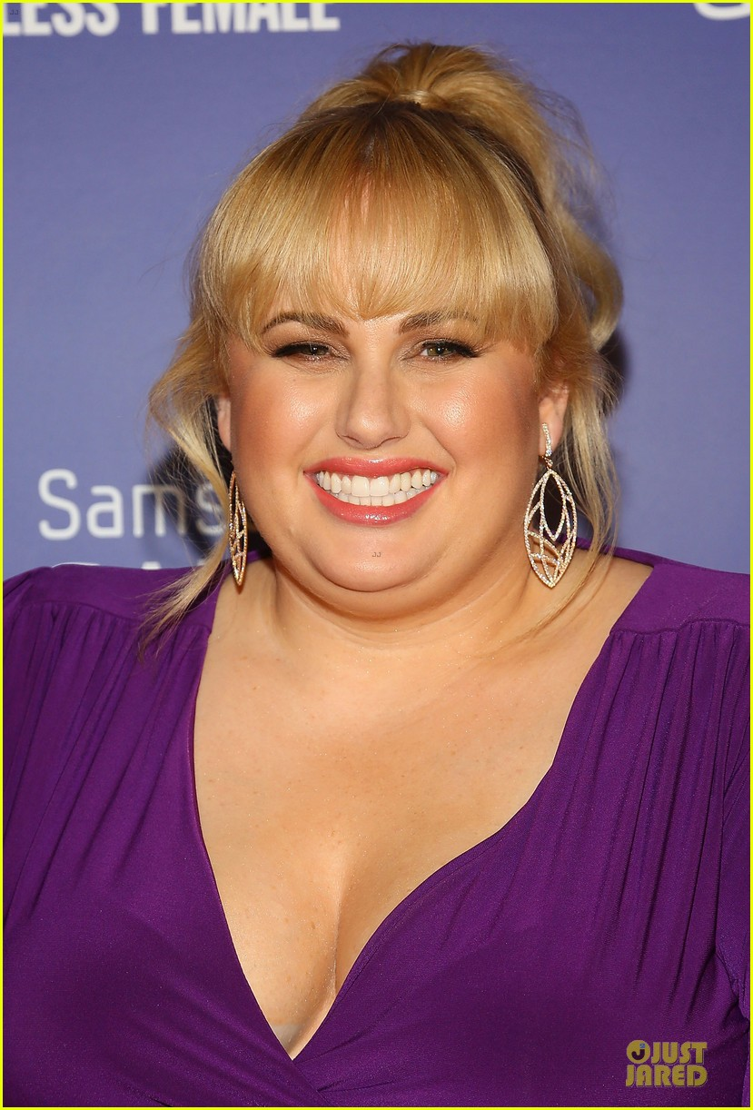 rebel wilson super fun night premiere 20