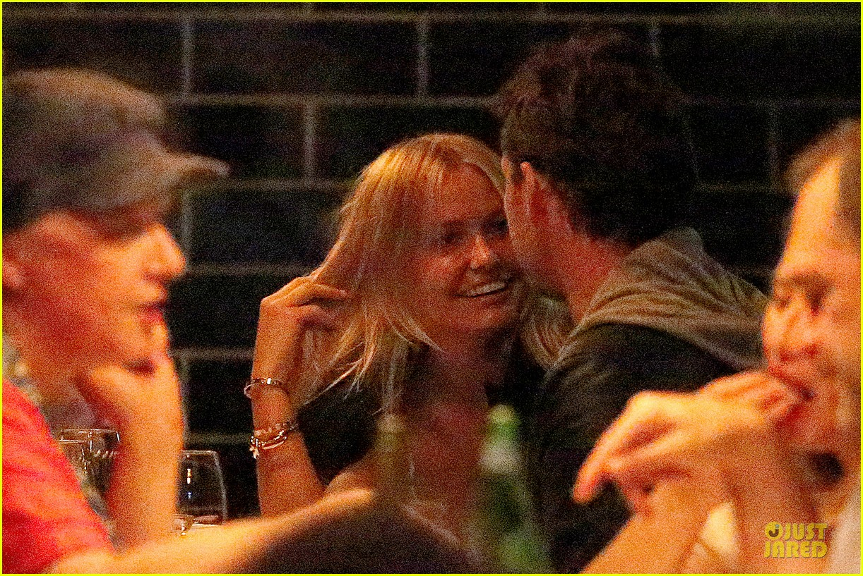 sam worthington lara bingle new couple alert 122969220