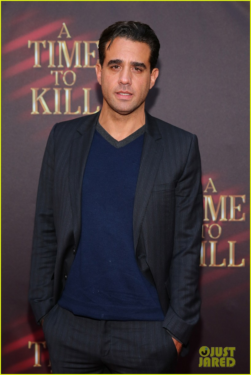 zachary quinto bobby cannavale a time to kill broadway opening 03