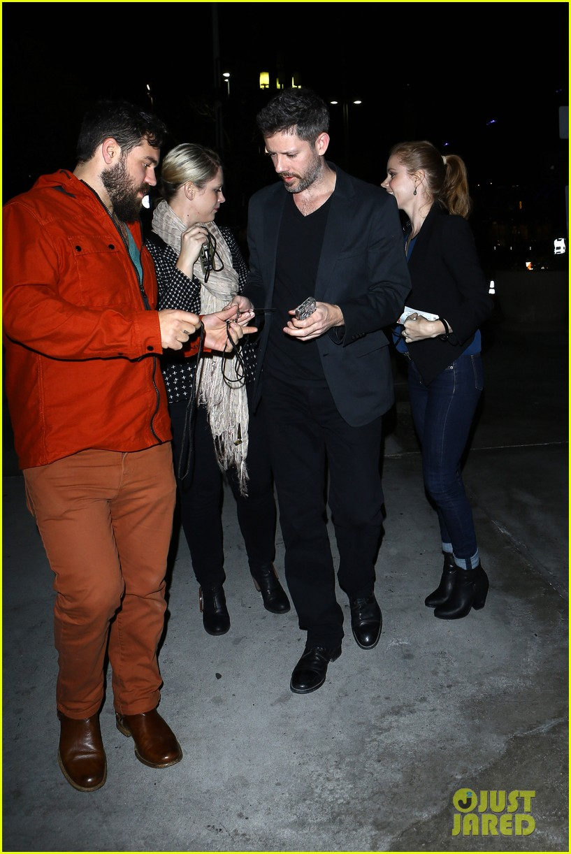 amy adams supports pal justin timberlake at 2020 concert 193001139