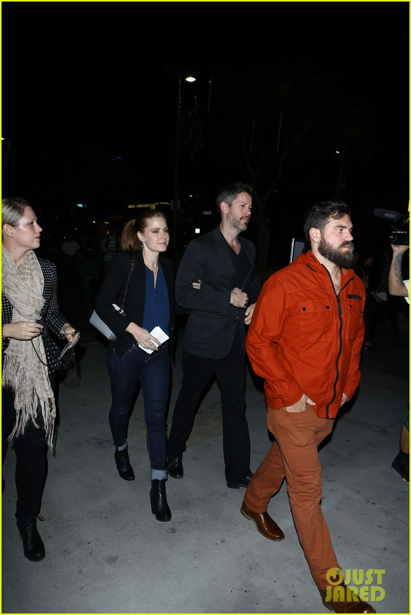 amy adams supports pal justin timberlake at 2020 concert 233001143