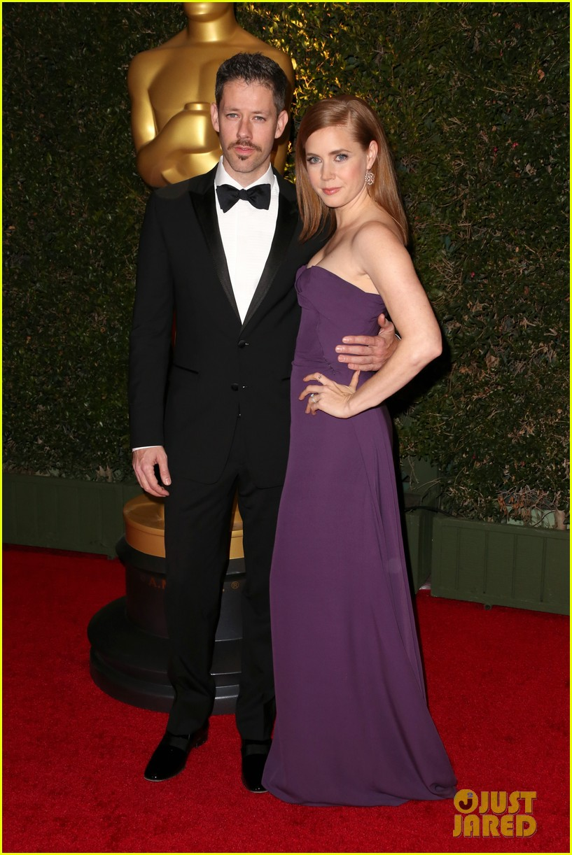 amy adams governors awards 2013 with darren le gallo 04