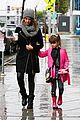 jessica alba cash warren wet family stroll after thanksgiving 01