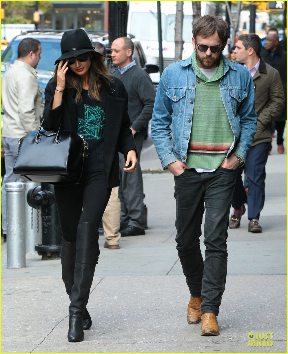 Caleb Followill 2014Lily Aldridge And Caleb Followill 2014