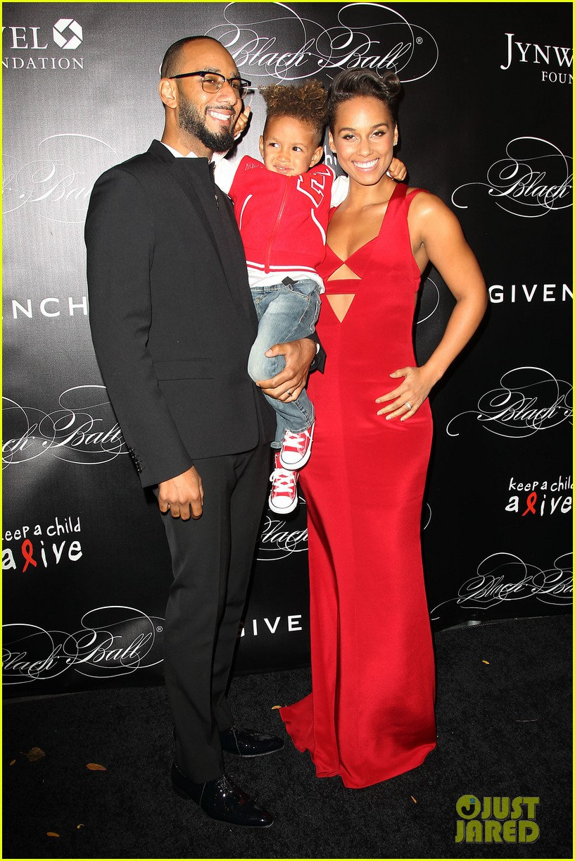 alicia keys zendaya keep child alive black ball 2013 012988279