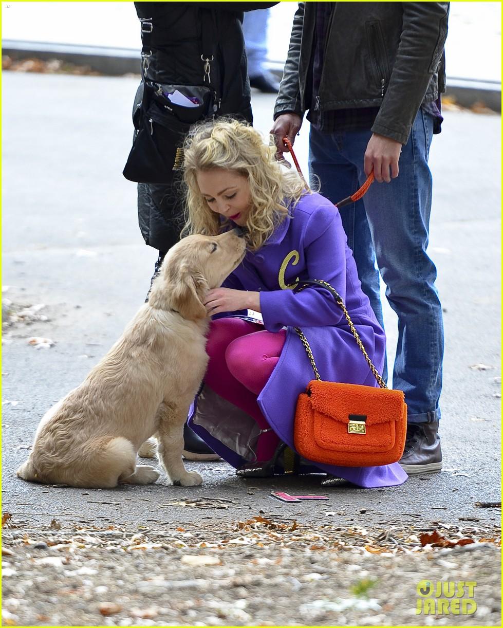 annasophia robb austin butler puppy carrie diaries 052987938
