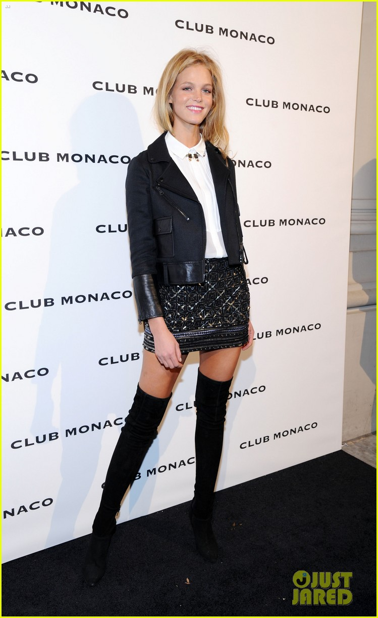 ashley olsen anna camp club monaco flagship opening 09