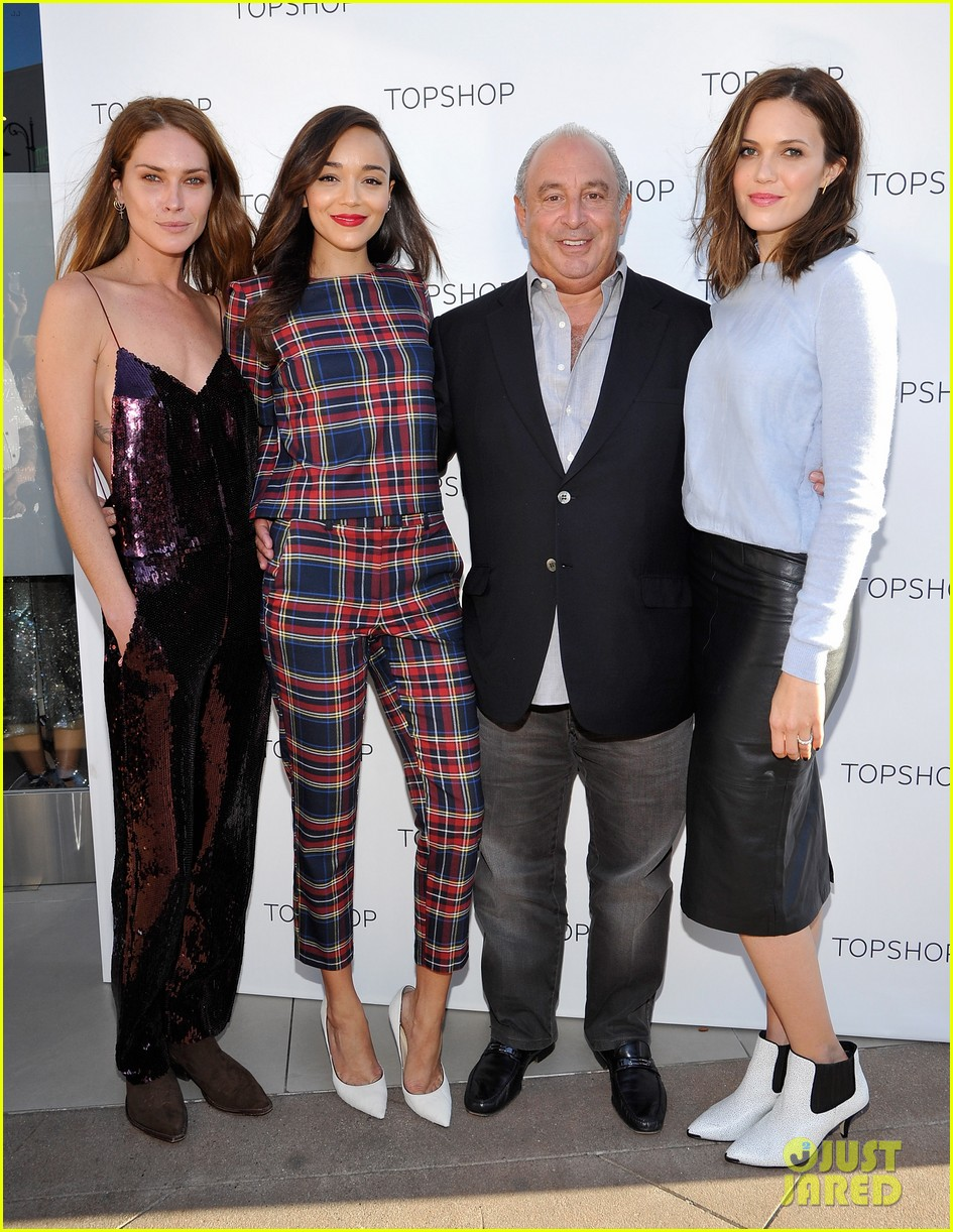 ashley madekwe mandy moore topshop holiday celebration 092985588
