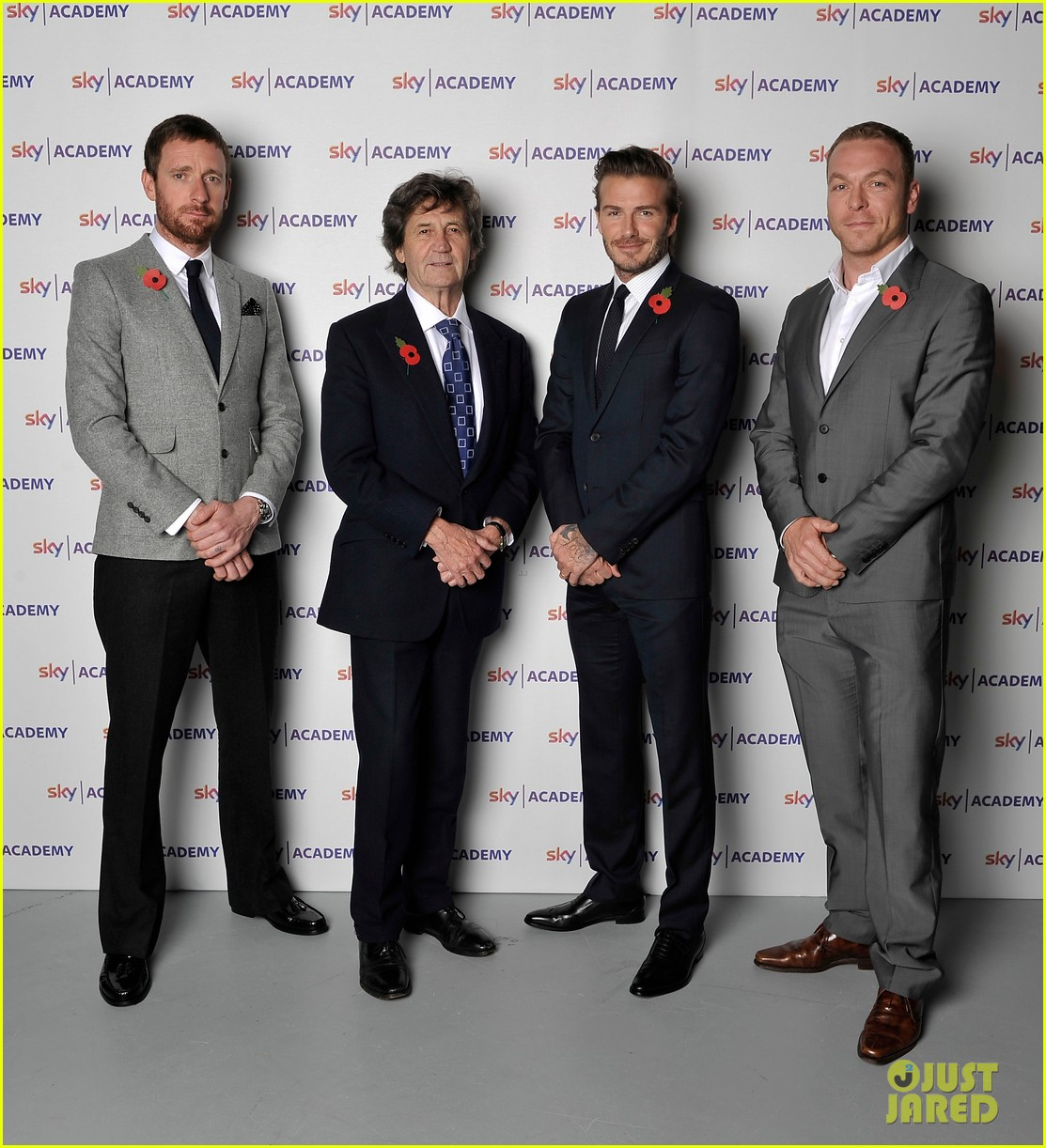 david beckham sky academy launch 022986574