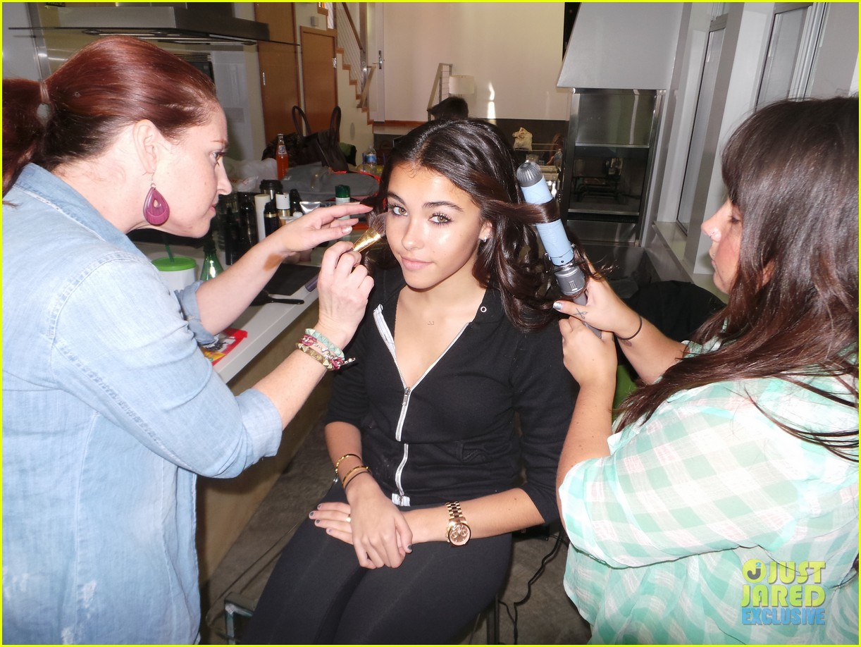 madison beer jj spotlight behind the scenes exclusive 062986545