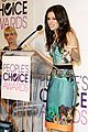 rachel bilson peoples choice awards nominations conference 08