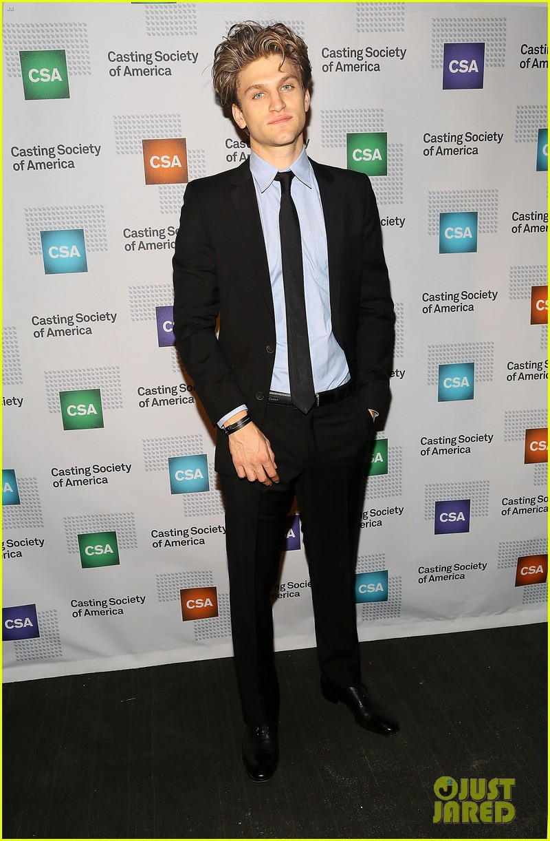 orlando bloom zosia mamet artios awards ceremony 2013 05