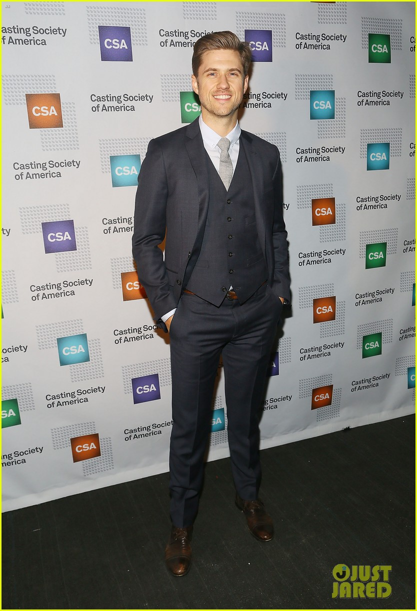 orlando bloom zosia mamet artios awards ceremony 2013 06