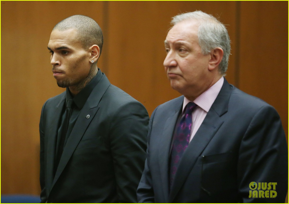 chris brown sentenced to 90 days in rehab facility 10