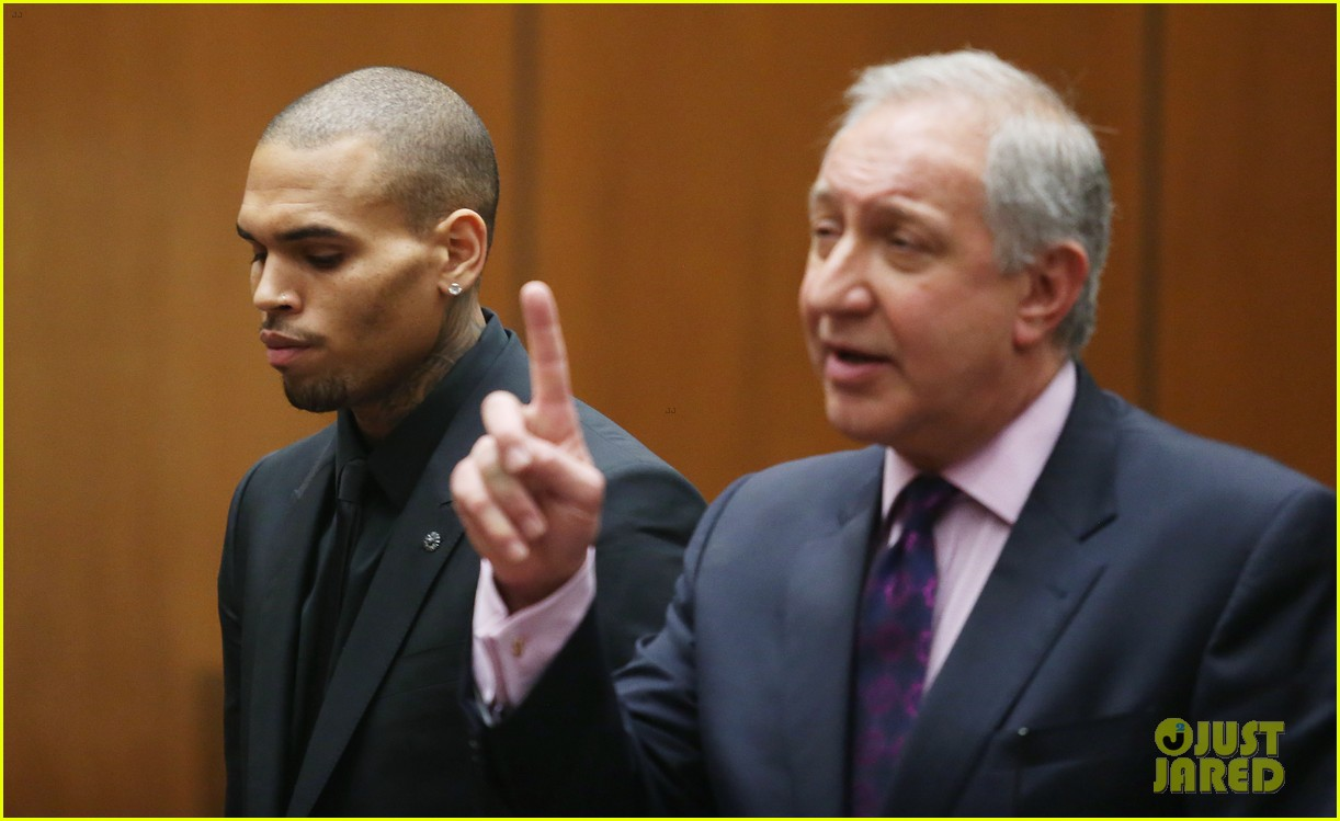 chris brown sentenced to 90 days in rehab facility 11