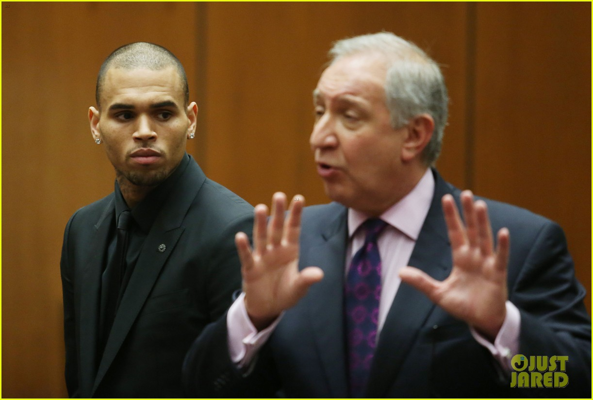 chris brown sentenced to 90 days in rehab facility 132996813
