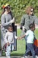 sandra bullock gets into thanksgiving spirit with son louis 03