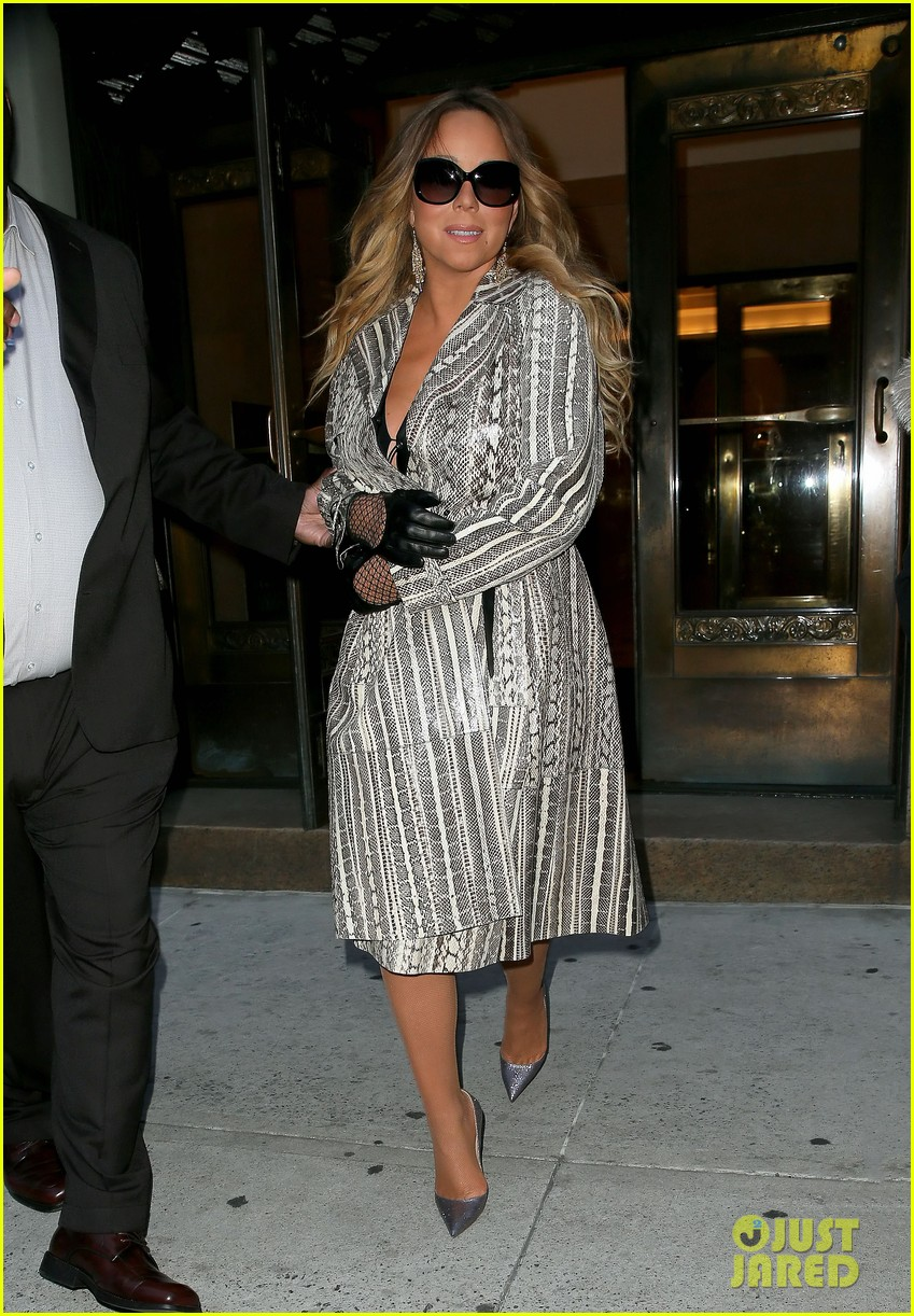 mariah carey promotes art of letting go on jimmy fallon 052991241