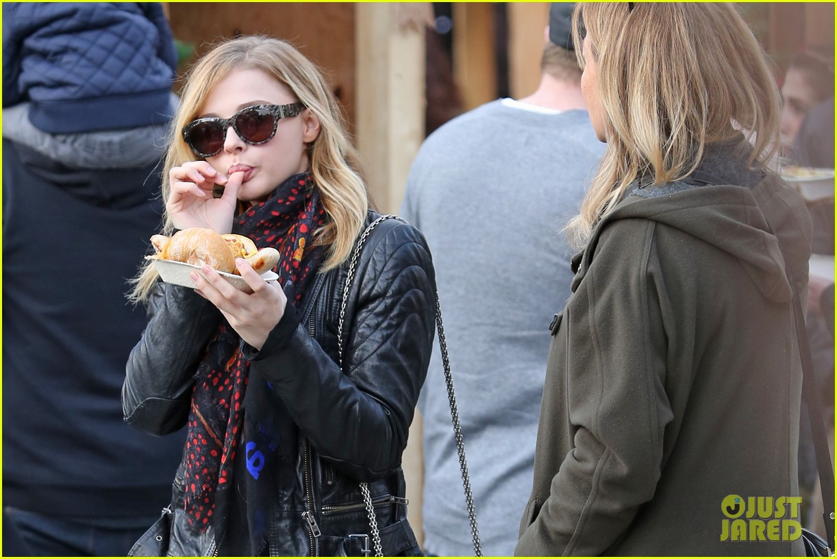 chloe moretz family time after if i stay filming 22
