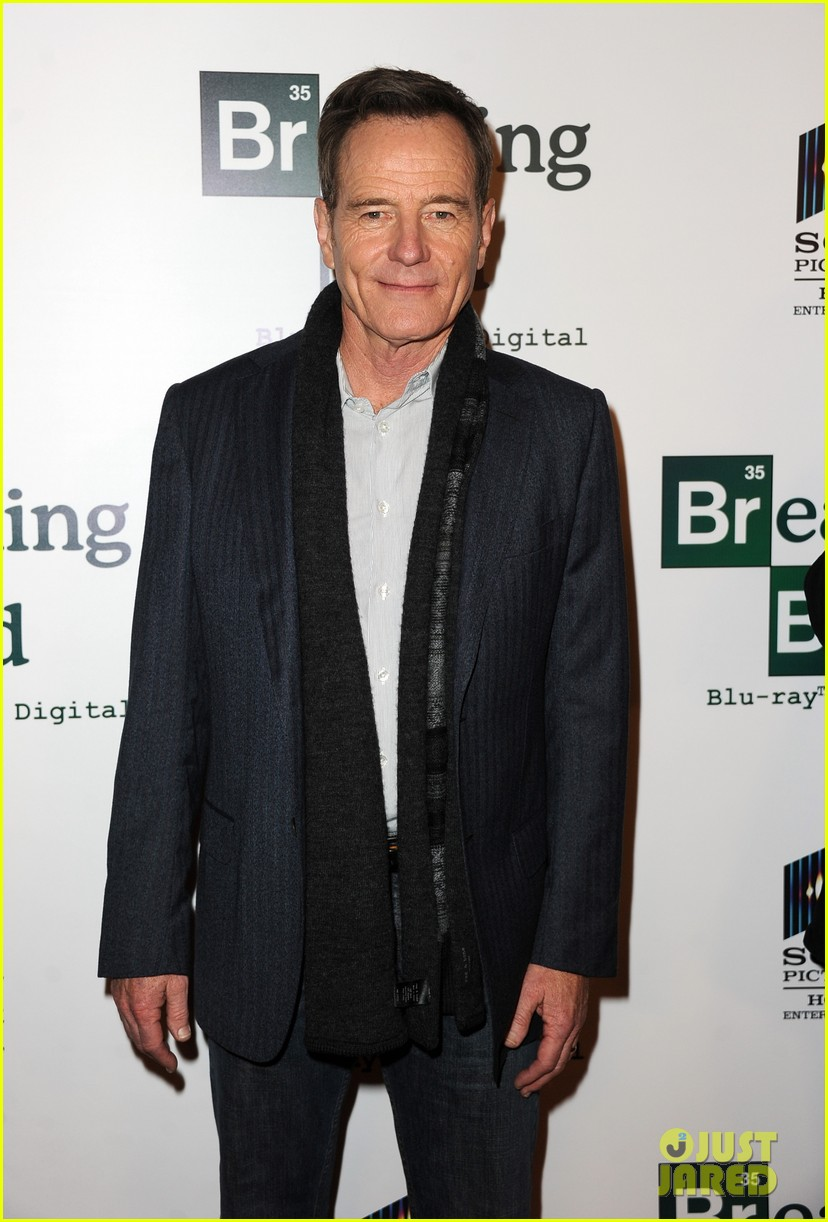 bryan cranston breaking bad dvd signing 073000562