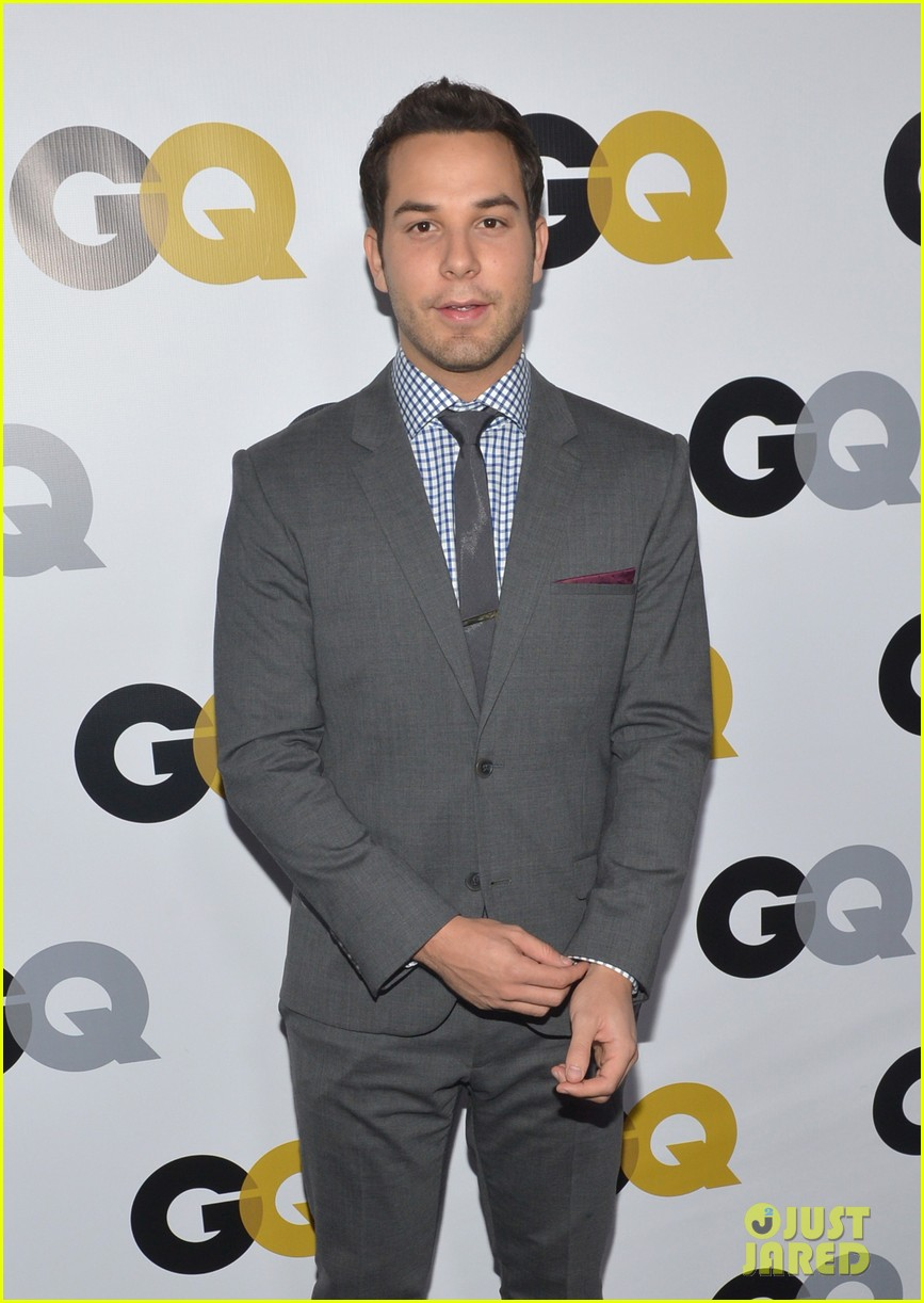 chace crawford matthew morrison gq men of the year party 04