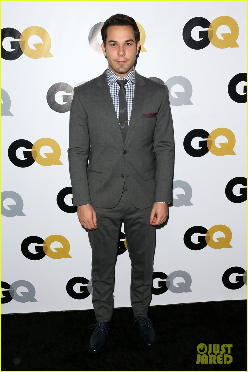 chace crawford matthew morrison gq men of the year party 13