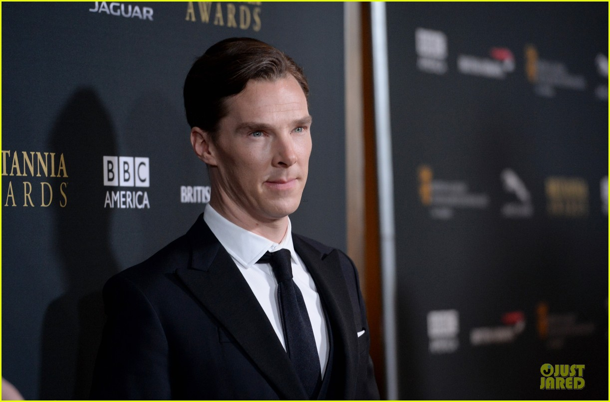 benedict cumberbatch alice eve bafta britanna awards 2013 red carpet 112989421