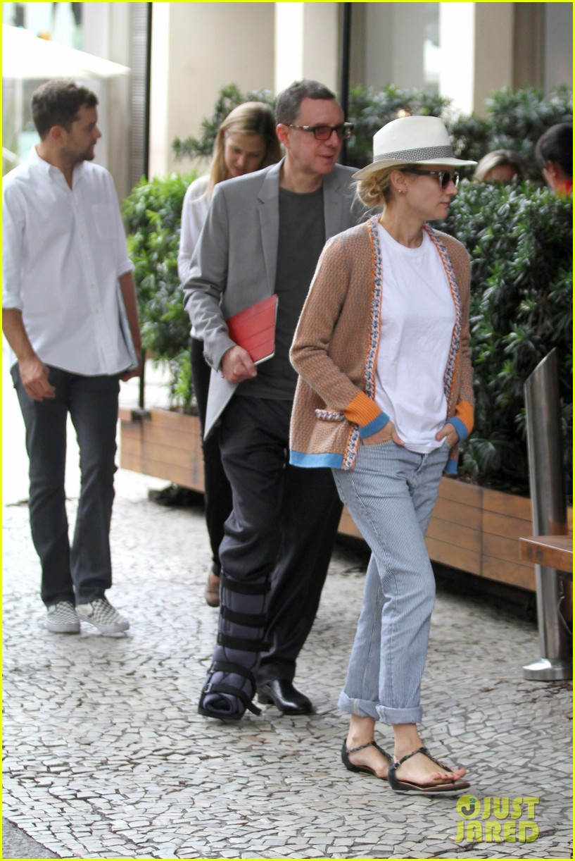 diane kruger joshua jackson lunch with pals in rio 05