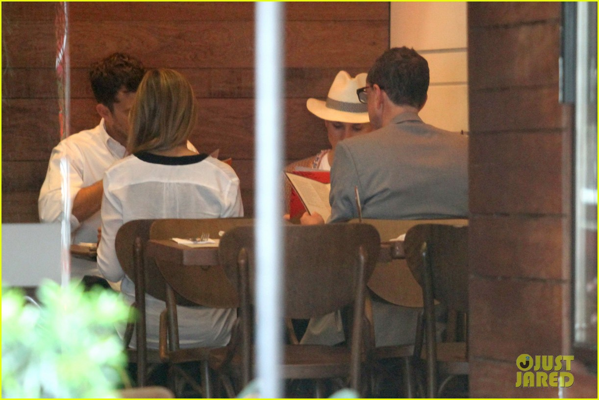 diane kruger joshua jackson lunch with pals in rio 13