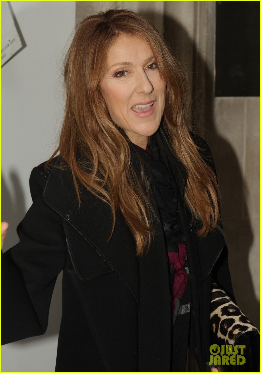 celine dion promotes loved me back to life on album release day 03