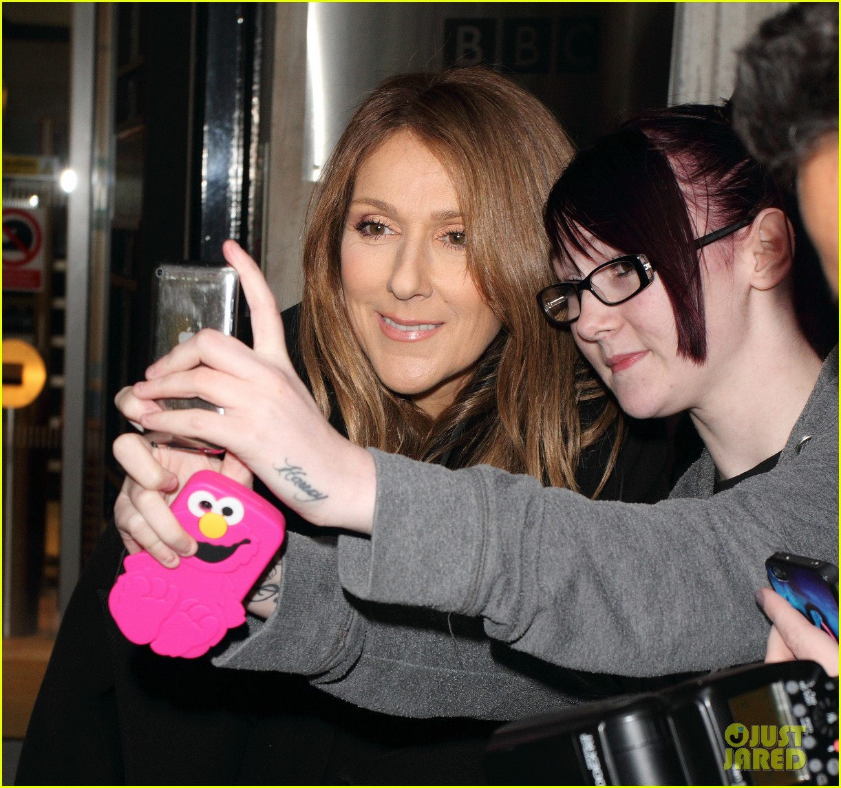 celine dion promotes loved me back to life on album release day 08