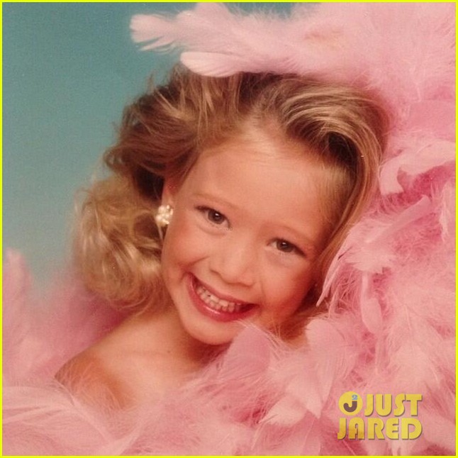 hilary duff posts hilarious throwback thursday pic 02