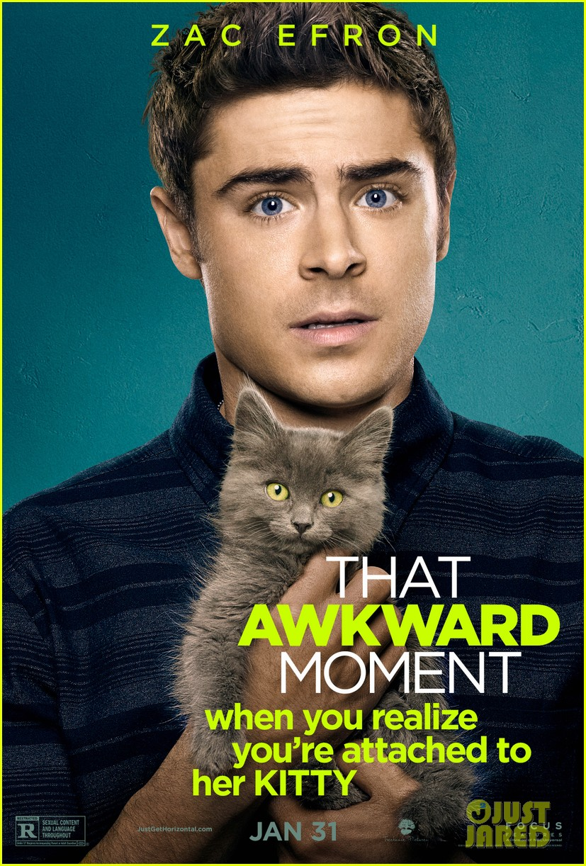 zac efron that awkward moment character posters 04