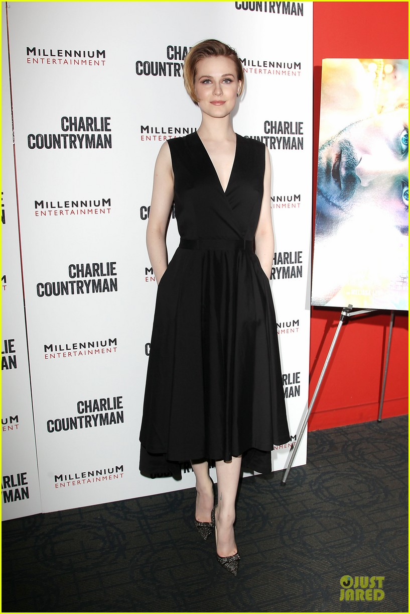 evan rachel wood charlie countryman nyc screening 01