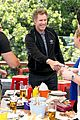 will ferrell anchorman 2 sausage sizzle fan event 04