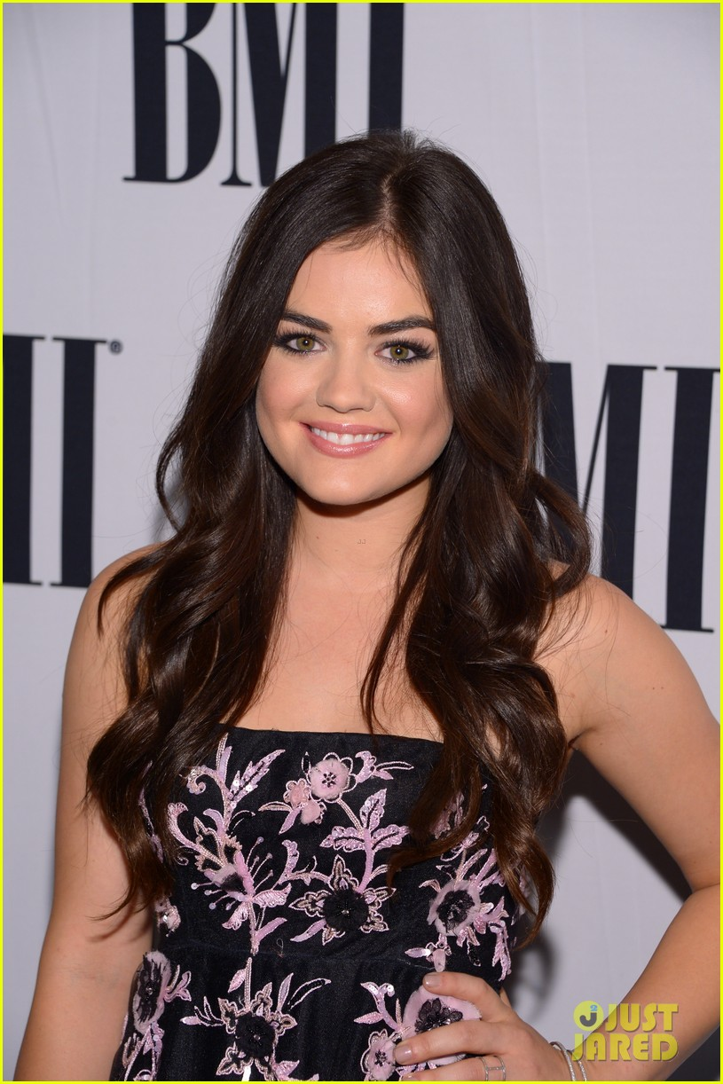 lucy hale sam palladio bmi country music awards 2013 03