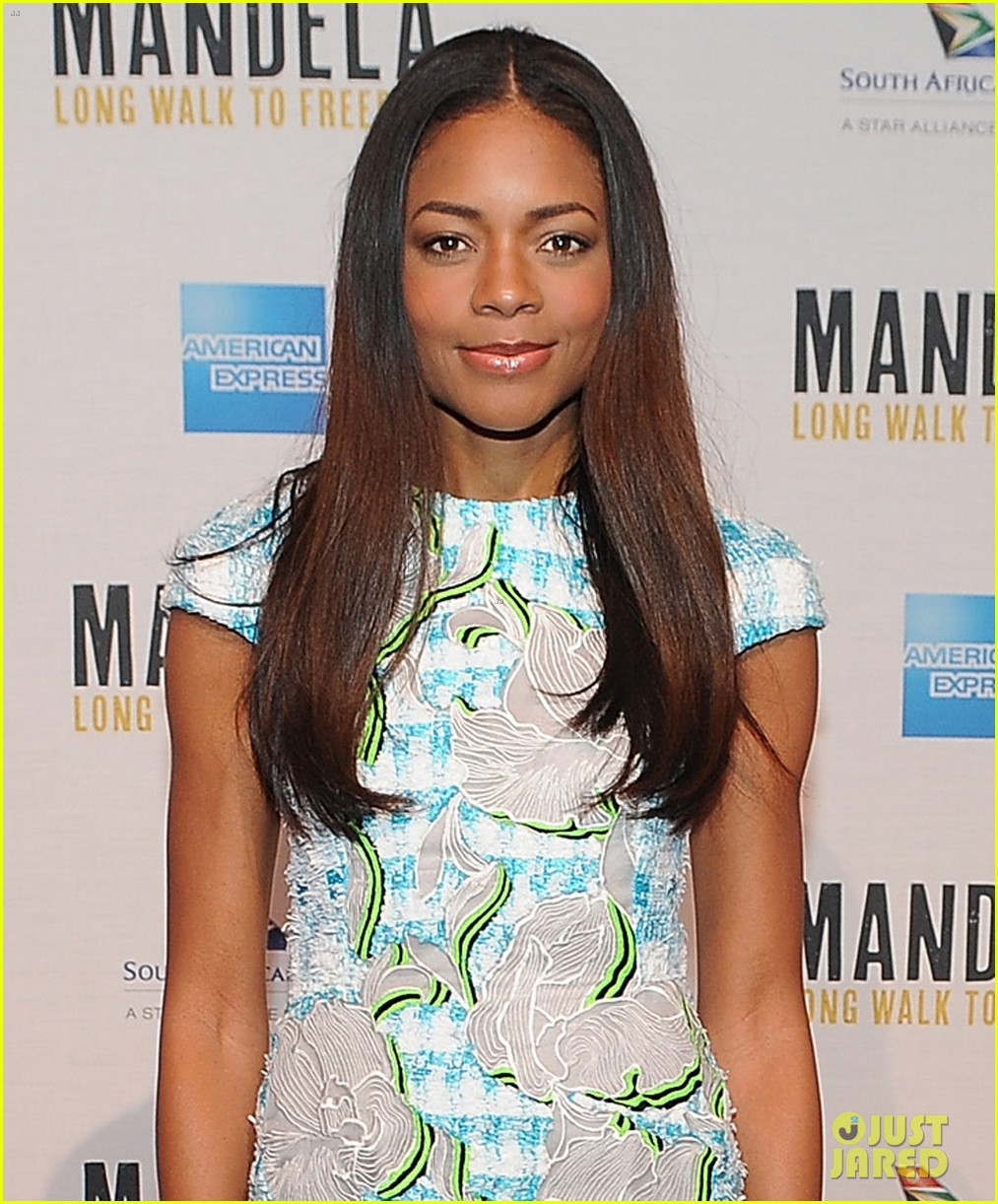 naomie harris mandela dc photo call with hillary clinton 03