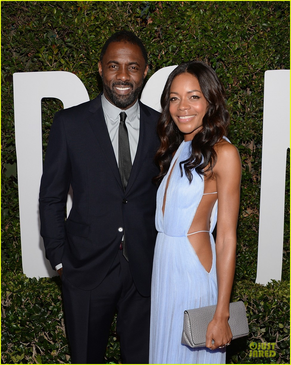 naomie harris idris elba mandela hollywood premiere 042990836