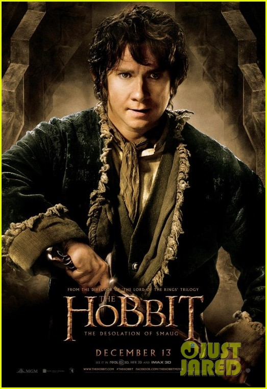 orlando bloom hobbit desolation of smaug character posters 012986072
