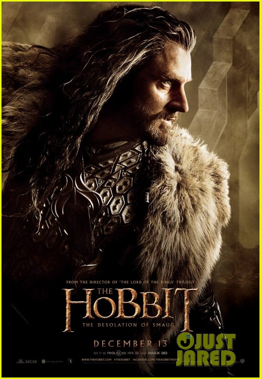 orlando bloom hobbit desolation of smaug character posters 04