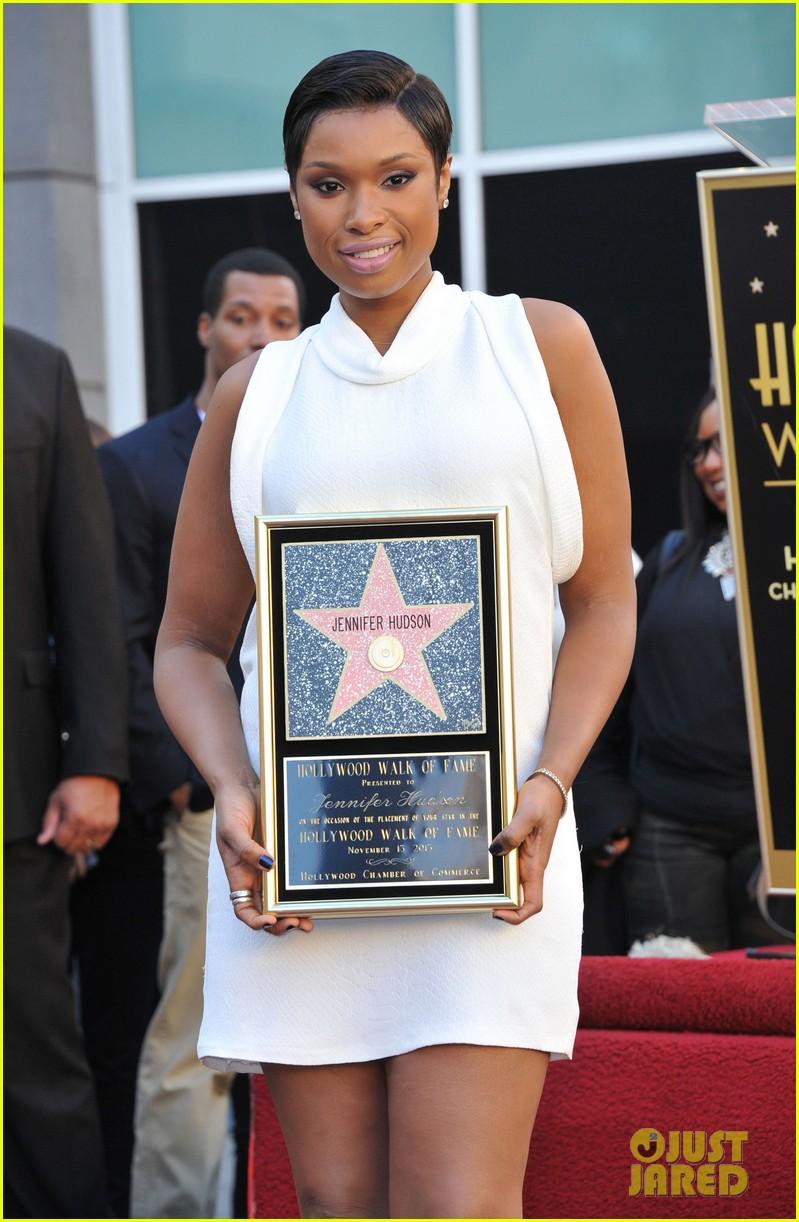 jennifer hudson receives star on hollywood walk of fame 062992019