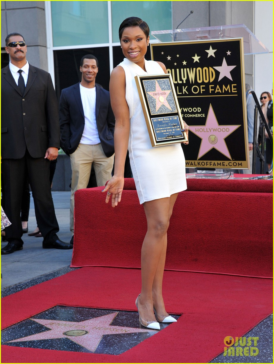 jennifer hudson receives star on hollywood walk of fame 112992024
